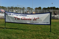 Brick Little League Opening Day 4-11-15