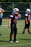 02 - 1030am BDAYF Brick Dragons Mitey Mite Green vs Toms River Indians 9-8-13