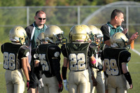 Brick Mustangs Action 9-28-2014
